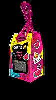 """Чай черный и зеленый ароматизированный листовой Кертис (Curtis) """"Good Mood Tea"""", 50г"""