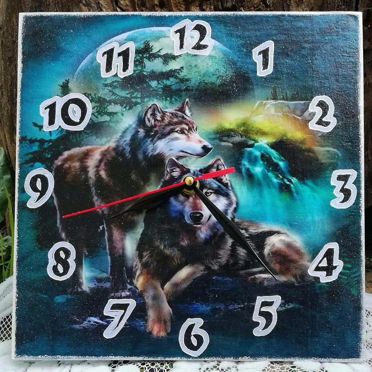 Настенные часы Okl Ручная работа РР 254 ШР