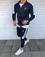 Мужской спортивный костюм Adidas Турция реплика