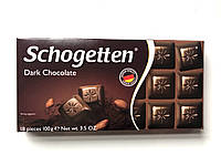Шоколад Schogetten Dark Chokolate, 100г