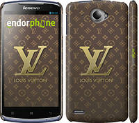 "Чехол на Lenovo S920 Louis Vuitton 2 ""455c-53"""