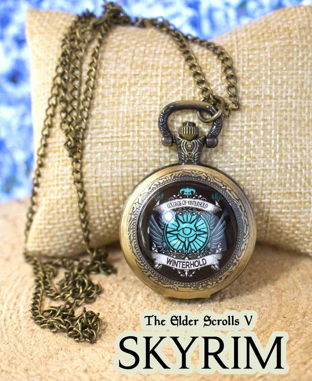 Карманные часы Winterhold Skyrim: The Elder Scrolls / Скайрим