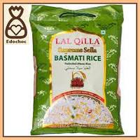 Рис Басмати  5 кг пропаренный, Lal Qilla