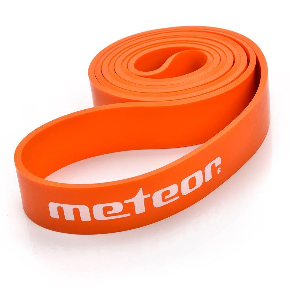 Тренажер-эспандер ленточный Meteor Rubber Band (original) medium heavy 22-32 кг,фитнес-резинка