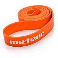 Тренажер-эспандер ленточный Meteor Rubber Band (original) medium heavy 22-32 кг,фитнес-резинка, фото 1