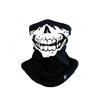 Качественная балаклава с черепом, маска, бафф Rough Radical (original) (Польша) S12