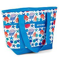 Пляжная сумка Spokey Acapulco 927383 (original) Польша, термосумка, сумка-холодильник