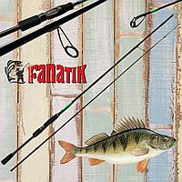 Спиннинг FANATIK LEXUS 762MHT 2.28 m 9-39g на окуня, щуку, судака