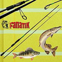 Спиннинг FANATIK LEXUS 862MT 2.65 m 8-28g на окуня, щуку, судака