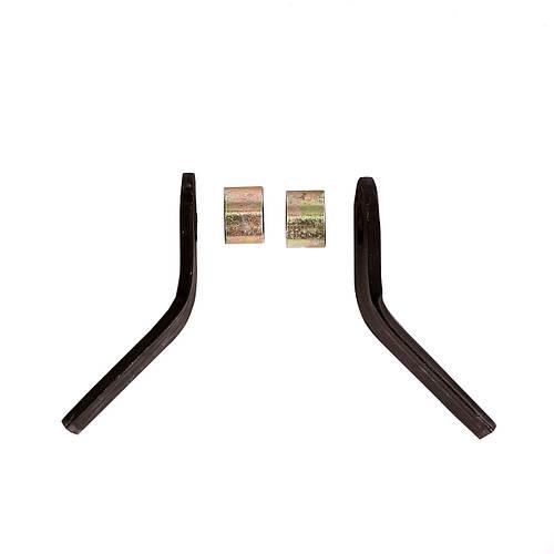 Картинка товара Комплект ножей мульчирователя Stark KDL / KDX / KM / KMH (Ø16 мм)