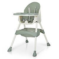 Стульчик для кормления Bambi M 4136 Olive Бемби детский стул | Стілець для годування Бембі