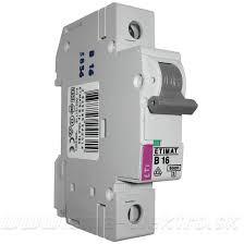Однополюсные автоматические выключатели