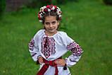 Ручна дитяча вишиванка для дівчинки - завжди хороша ідея!, фото 2