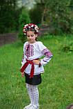 Ручна дитяча вишиванка для дівчинки - завжди хороша ідея!, фото 3