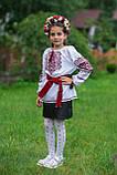 Ручна дитяча вишиванка для дівчинки - завжди хороша ідея!, фото 6