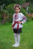 Ручна дитяча вишиванка для дівчинки - завжди хороша ідея!, фото 4