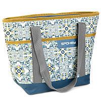 Пляжная сумка Spokey Acapulco 928257 (original) Польша, термосумка, сумка-холодильник