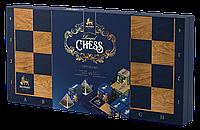 Чай ассорти в пирамидках Richard Royal Chess (Ричард), 32 пирамидки, фото 1