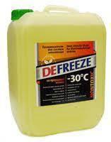 Дефриз (Defreeze) - антифриз - теплоноситель для систем отопления до - 30°С