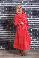 Женские махровые халаты Большого размера