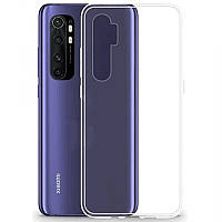 TPU чехол Epic Transparent 1,0mm для Xiaomi Mi Note 10 Lite, фото 1