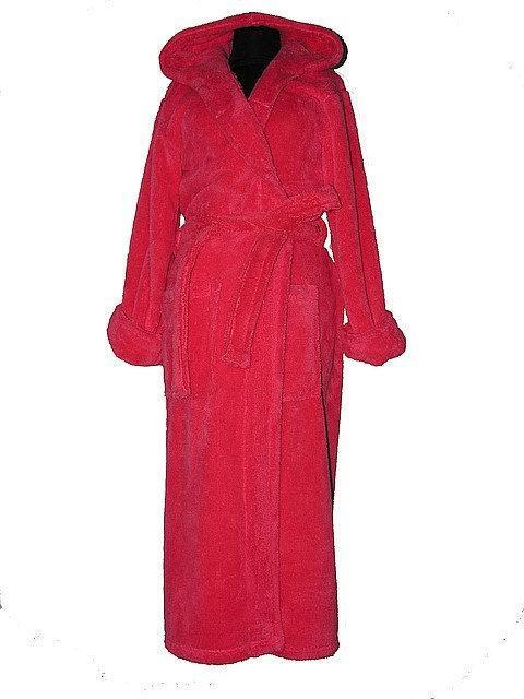 Женский халат домашний длинный Большого размера