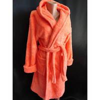 Женские халаты махровые с капюшоном Большого размера
