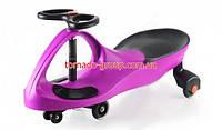 Smart car pink с полиуретановыми колесами