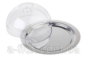 Кришка пластикова з підносом нерж. d22Xh9,5 см Aps Німеччина
