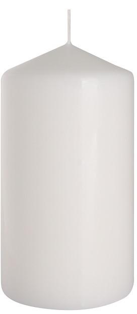 Свеча цилиндр белая Bispol 15 см (sw80/150-090)