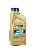 Масло моторное синтетическое RAVENOL (равенол) WIV II SAE 0W-30 1л