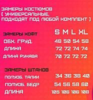 Мужской спортивный костюм карман кенгуру. Мужской спортивный костюм из турецкого трикотажа., фото 3