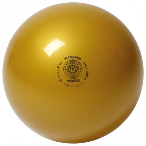 Мяч гимнастический золото 400гр Togu 445400-20