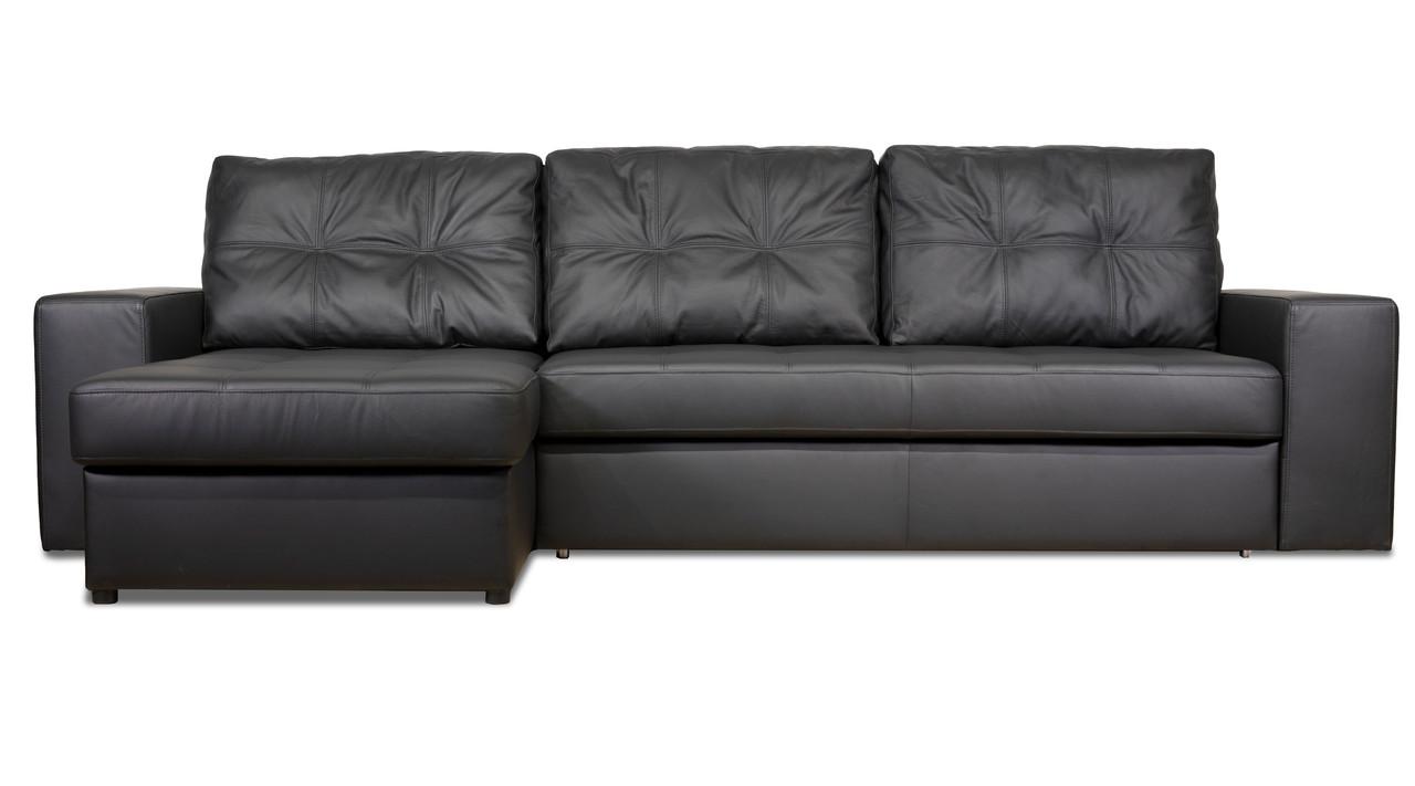 Диван Калифорния с оттоманкой, мягкий диван, мебель