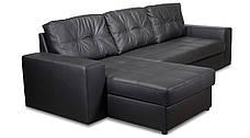 Диван Каліфорнія з отоманкою, м'який диван, меблі, фото 2