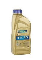 Масло моторное синтетическое RAVENOL (равенол)  FO SAE 5W-30 1л.