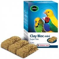 Мінерал для маленьких папуг і птахів Versele-Laga Orlux Clay Bloc Mini (0,54 кг)