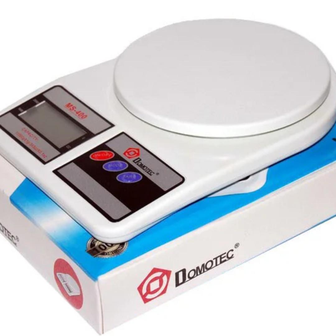 Кухонные весы Ms-400 до 10 кг с батарейками
