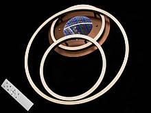 LED-люстра с 3d эффектом 55011/12CF dimmer