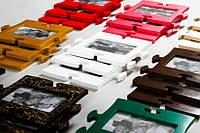 Фоторамки-пазлы (цвета в ассортименте