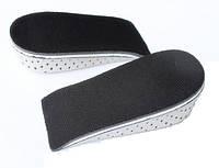 Стельки в обувь под пятку (подпяточник) для увеличения роста на 3,3 см.