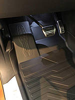 Коврики резиновые в салон 3D LUX для Land Rover Range Rover Sport (2017-)