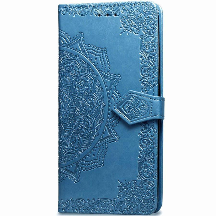 Кожаный чехол (книжка) Art Case с визитницей для Samsung Galaxy M30s / M21