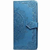 Кожаный чехол (книжка) Art Case с визитницей для Samsung Galaxy M30s / M21, фото 1