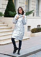 Куртка жіноча подовжена в кольорах 52982, фото 1