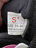 Детские Ролики+Шлем+Защита Scale Sport. Pink,  роликовые коньки детские, Розовые, размер 29-33, 34-37, фото 10