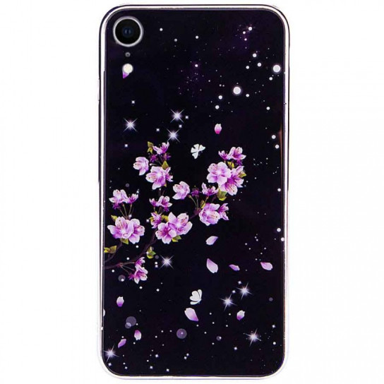 "TPU+Glass чехол Fantasy с глянцевыми торцами для Apple iPhone XR (6.1"")"