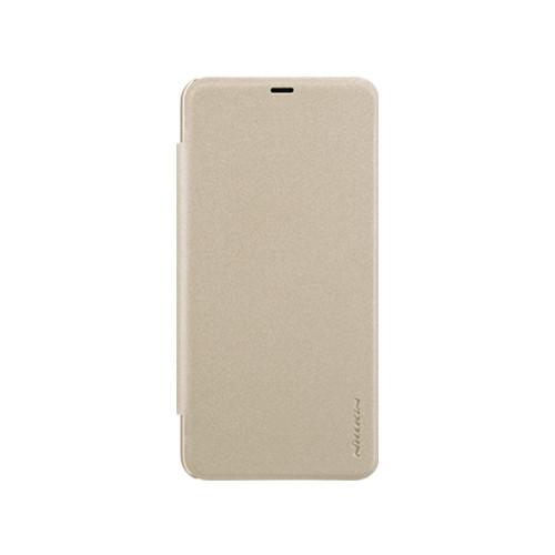 Кожаный чехол (книжка) Nillkin Sparkle Series для Xiaomi Pocophone F1