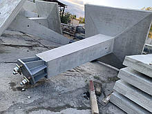 Фундамент Ф4-А (Д-7 М-42)