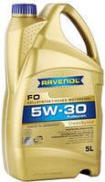 Масло моторное синтетическое RAVENOL (равенол)  FO SAE 5W-30 5л.
